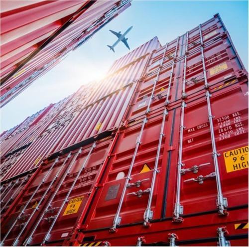 transport of temperature-sensitive goods