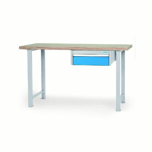 modular workbench with drawer block and 1 drawer