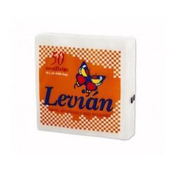 Servilleta LEVIAN 40X40 ( Caja 24 Paquetes )
