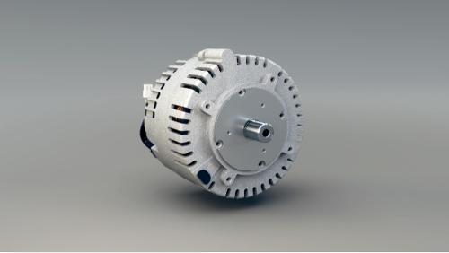 Drive Unit (DC Brushless Motor)