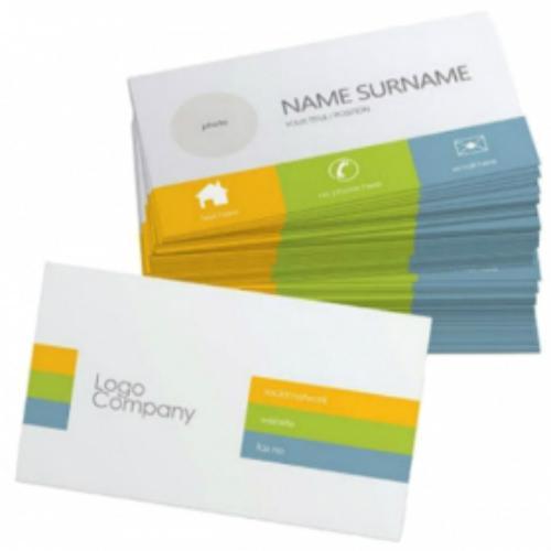 Carti de vizita color personalizate