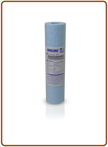 Ionicore Blue cartucce Polipropilene soffiato antibatterico