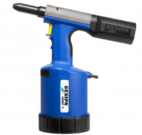 TAURUS® 3 (Remachadora neumático-hidráulicas)