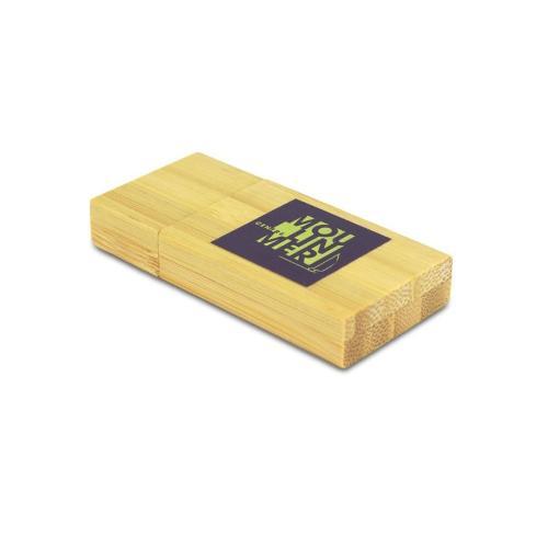 Cle USB Bois Carré