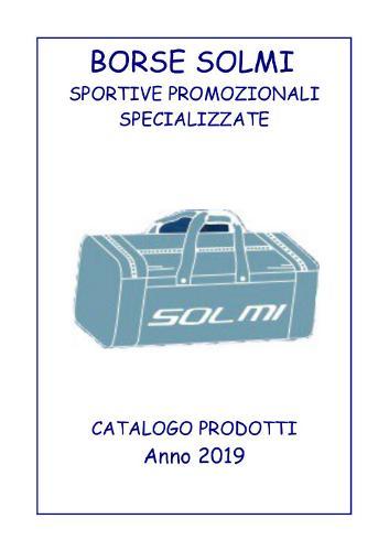 Borse Solmi Catalogo online