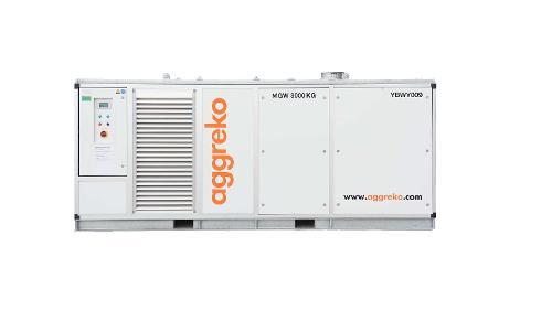 250 kW Boiler