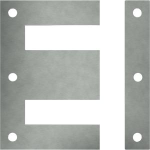 Lamierini monofase Serie EI