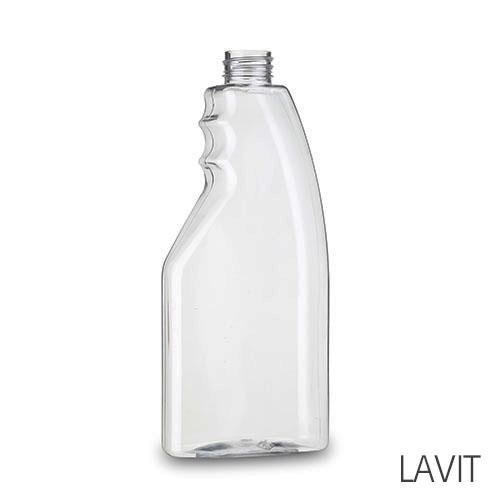 rPET bottle Lavit 500 ml / made of recyclate