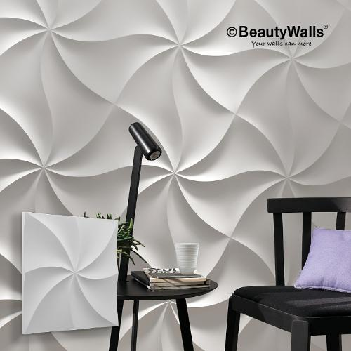 3D Wall Panels - Zephyr