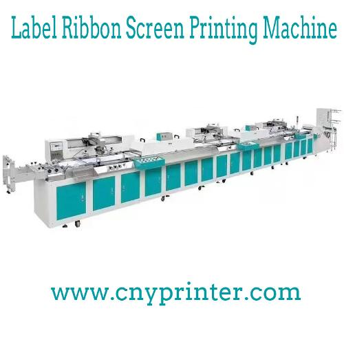 Silk-screen Printing Machine for Garment Accessories