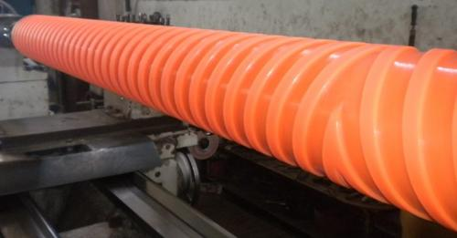 GRINDING ALL POLYURETHANE AND RUBBER ROLLS
