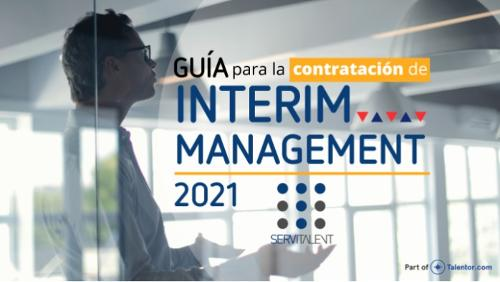 Guía para la contratación de interim management 2021