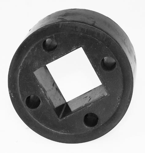 Gummitechnische Formteile