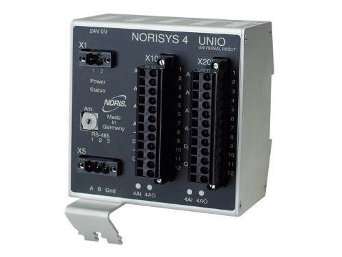 digital I/O module - NORISYS 4 UNIO
