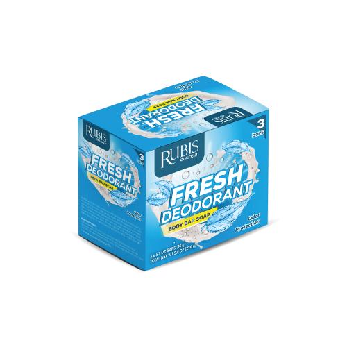 Rubis – 3 X 90 Gr Soap In A Box