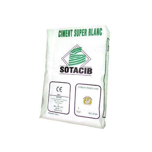 Ciment Blanc Cem I 52.5n