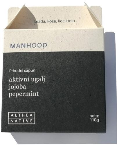 ACTIVE CHARCOAL natural soap