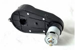 motor drive gearbox for toy