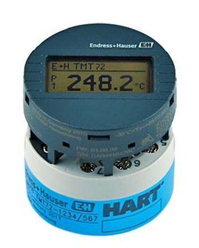iTEMP TMT72 Transmisor de temperatura