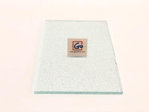 3mm--6mm Clear Pattern Glass