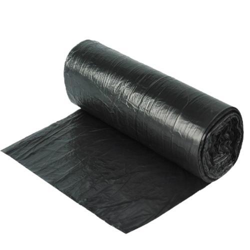 Saci menajeri grosi, 320 L, negru, 5 buc/rola
