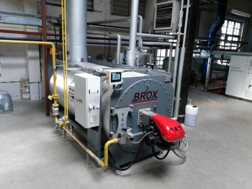 Fast Steam Generator