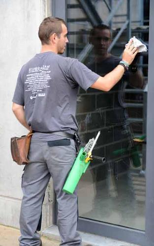 Société de nettoyage bâtiments industriels
