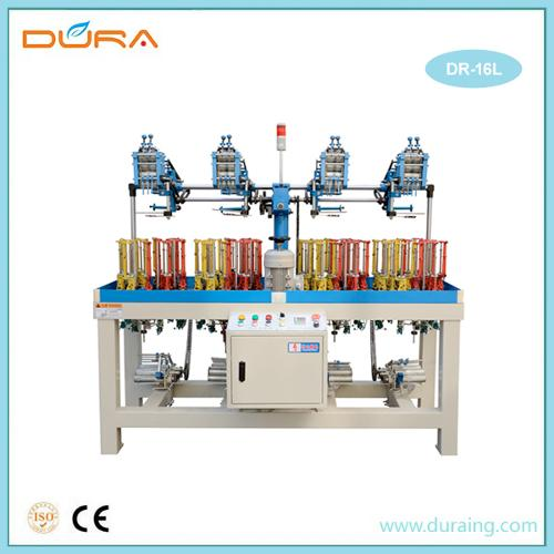 Square Type 16 Spindle High Speed Braiding Machine