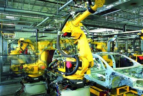 TKD | 04 Highflex控制&数据线 - 拖链&机器人