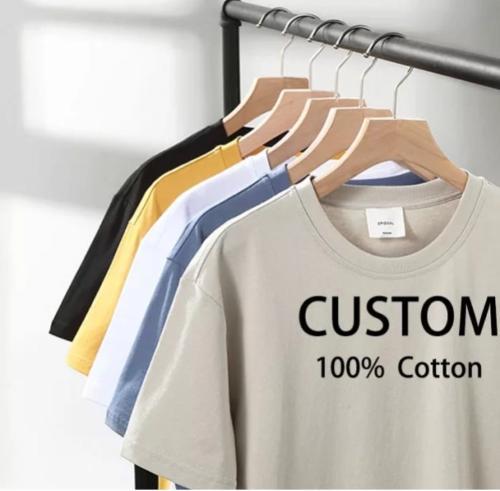 Cotton T- Shirt