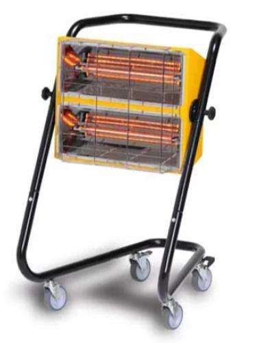 Chauffage electrique radiant à infrarouge