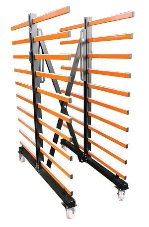 Kraf 7D - 700 mm Rack Lenght