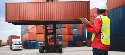 Containerhandling Und Vgm