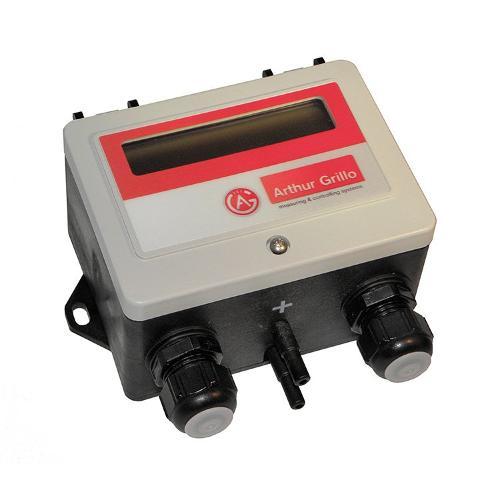 Mehrbreichs Differenzdruck- & Volumenstromsensor; DS200