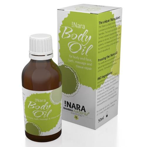 DESERT GOLD !NARA Body Oil