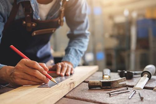 Carpintería - Плотницкие и столярные работы