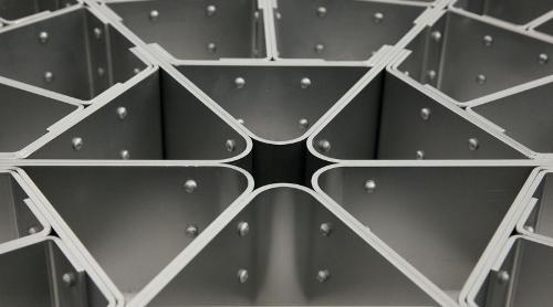 Chargenträger aus hochschmelzenden Metallen