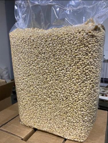 Кедровые орехи очищенные свежие