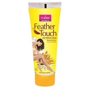 Hair Removal Cream - Feather Touch