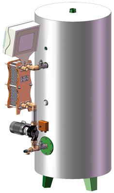 Préparateur semi-instantané série EXPRESSO ATL