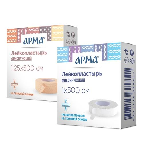 Medical adhesive plaster roll cotton