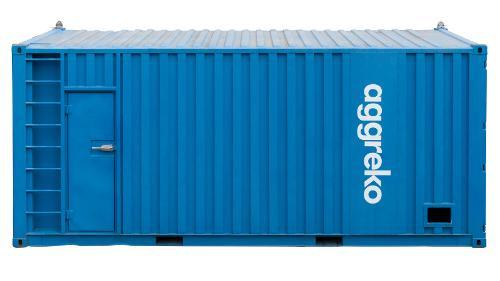 Wassergekühlte 1500-kw-kältemaschine