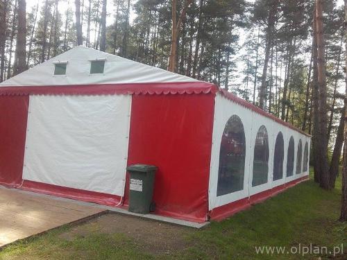 Olplan namiot imprezowy