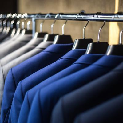 suit - suit jacket and suit trousers