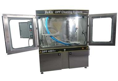 DPF Diesel Particulate Filter Cleaning Machine