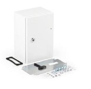 Steel enclosures for electrical applications