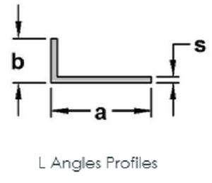 L Angles Profiles (Any Surface)