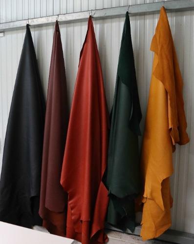 Fullaniline Leather
