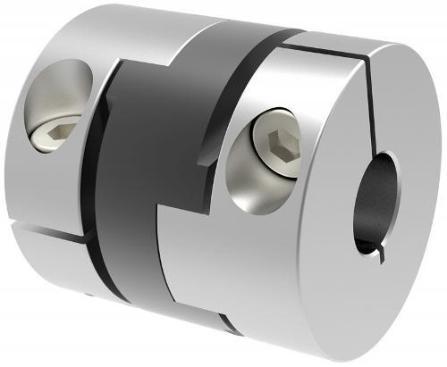 Miniature Oldham-type coupling MOH-C