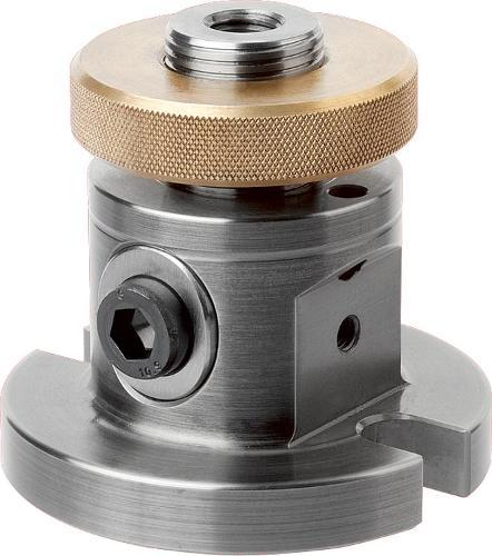 Module de base 5 axes UNI lock, réglable, pas de 50 mm